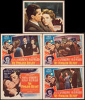 """Movie Posters:Drama, My Foolish Heart & Other Lot (RKO, 1949). Fine/Very Fine. Title Lobby Card & Lobby Cards (11"""" X 14""""). Drama.. ... (Total: 5 Items)"""