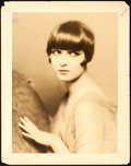 """Movie Posters:Miscellaneous, Louise Brooks in """"The American Venus"""" by Edward Thayer Mon..."""