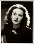 """Movie Posters:Miscellaneous, Hedy Lamarr in """"The Heavenly Body"""" (MGM, 1943). Very Fine...."""