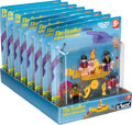 Music Memorabilia:Memorabilia, The Beatles Yellow Submarine Counter Display Including Eig...