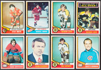 1974 Topps Hockey Complete Set (264)