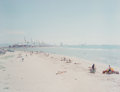 Photographs, Massimo Vitali (Italian, b. 1944). Calambrone from the series A Portfolio of Landscapes and Figures, 2006. Offset li...