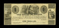Obsoletes By State:Louisiana, Opelousas, LA- Board of Police of the Town of Opelousas $1 Dec. 24, 1838. ...