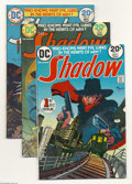 Bronze Age (1970-1979):Miscellaneous, The Shadow Group (DC, 1973-75) Condition: Average VF+. This groupincludes #1 (two copies), 2, 4 (two copies), 5, 7, 8, 10, ...(Total: 11 Comic Books Item)