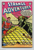 Golden Age (1938-1955):Science Fiction, Strange Adventures #33 (DC, 1953) Condition: FN+. Starring CaptainComet. Bernie Krigstein, Murphy Anderson, Gil Kane, and C...