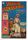 Golden Age (1938-1955):Science Fiction, Strange Adventures #51 (DC, 1954) Condition: FN. Murphy Anderson,Gil Kane art. Overstreet 2004 FN 6.0 value = $75....
