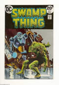 Bronze Age (1970-1979):Horror, Swamp Thing #6 and 7 Group (DC, 1973) Condition: Average NM-. Thislot consists of issues #6 and 7. Bernie Wrightson art. Is...(Total: 2 Comic Books Item)