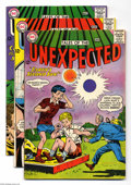 Silver Age (1956-1969):Horror, Tales of the Unexpected Group (DC, 1964-67) Condition: Average FN.This lot consists of issues #86, 87, 88, 92, 96, 97, 100,...(Total: 10 Comic Books Item)