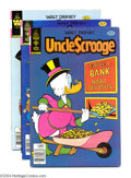 Modern Age (1980-Present):Humor, Uncle Scrooge Group (Gold Key, 1980-81) Condition: Average VF-.This lot consists of issues # 172, 173, 174, 175, 176, 177, ...(Total: 17 Comic Books Item)