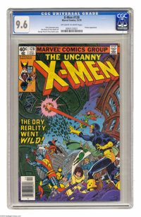 X-Men #128 (Marvel, 1979) CGC NM+ 9.6 Off-white to white pages. George Perez cover. John Byrne art. Overstreet 2004 NM-...