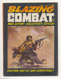 Magazines:Miscellaneous, Blazing Combat #1 (Warren, 1965) Condition: VG/FN. Frank Frazettacover. Joe Orlando, Angelo Torres, George Evans, Gray Morr...