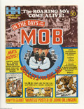 Magazines:Crime, In the Days of the Mob #1 (Hampshire Distributors, 1971) Condition:VF+. Here's the Holy Grail for the Jack Kirby collector,...