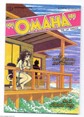 Modern Age (1980-Present):Alternative/Underground, Omaha the Cat Dancer #2 (SteelDragon Press, 1986) Condition: NM.Erotic adventures with animals, courtesy of Kate Worley and...
