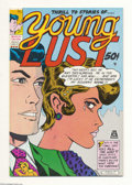 Bronze Age (1970-1979):Alternative/Underground, Young Lust #1 (Print Mint, 1970) Condition: NM-. Third printing. Art by Bill Griffith, Justin Green, Jay Kinney, and others....