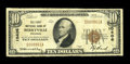 Berryville, AR - $10 1929 Ty. 1 The First NB Ch. # 10406