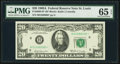 Fr. 2068-H* $20 1969A Federal Reserve Note. PMG Gem Uncirculated 65 EPQ