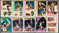 Basketball Cards:Lots, 1975 to 1981 Topps Basketball High Grade Collection (555). ...
