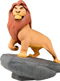 Animation Art:Maquette, The Lion King Mufasa Limited Edition Maquette #174/500 (Walt Disney, 1993). ...
