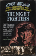 """Movie Posters:War, The Night Fighters by John J. Lomasney (United Artists, 1960). Fine/Very Fine. Original Mixed Media Concept Artwork (28"""" X 4..."""