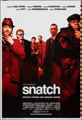 """Movie Posters:Crime, Snatch (Columbia, 2000). Rolled, Very Fine. Printer's Proof One Sheet (28"""" X 41"""") DS. Crime.. ..."""