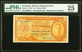 World Currency, Bermuda Bermuda Government 5 Pounds 17.2.1947 Pick 17 PMG Very Fine 25.. ...