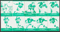 Football Cards:Lots, 1961 Lake to Lake Green Bay Packers Collection (40). ...