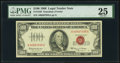 Fr. 1550 $100 1966 Legal Tender Note. PMG Very Fine 25