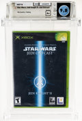 Video Games:Xbox, Star Wars: Jedi Knight II: Jedi Outcast - Wata 9.8 A+ Sealed, Xbox LucasArts 2002 USA....