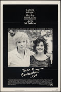 """Movie Posters:Drama, Terms of Endearment & Other Lot (Paramount, 1983). Folded, Overall: Fine/Very Fine. One Sheets (3) (27"""" X 41"""" & 26.5"""" X 39.7... (Total: 3 Items)"""