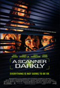 """Movie Posters:Animation, A Scanner Darkly (Warner Independent, 2006). Rolled, Fine/Very Fine. One Sheet (27"""" X 40"""") SS. Animation.. ..."""