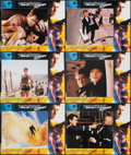 """Movie Posters:James Bond, The World is Not Enough (MGM, 1999). Very Fine+. International Lobby Card Set of 12 (11"""" X 14""""). James Bond.. ... (Total: 12 Items)"""