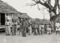 Various Artists (American, 20th Century) A Group of Eight Farm Security Administration Era Photographs of Afric