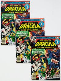 Tomb of Dracula #46 Short Box Group (Marvel, 1976) Condition: Average VF/NM