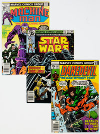 Bronze to Modern Age Comics Long Box Group (Various Publishers, 1970s-1990s) Condition: Average VF/NM