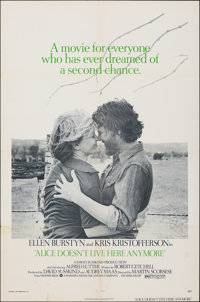 """Alice Doesn't Live Here Anymore & Other Lot (Warner Bros., 1974). Folded, Fine/Very Fine. One Sheets (2) (27"""" X..."""