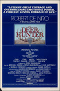"Movie Posters:Academy Award Winners, The Deer Hunter & Other Lot (Universal, 1978). Folded, Fine/Very Fine. One Sheets (2) (27"" X 41""). Richard Mantel Artwork. A... (Total: 2 Items)"