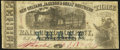 Obsoletes By State:Louisiana, New Orleans, LA- New Orleans, Jackson & Great Northern Rail Road Company $3 Nov. 16, 1861 Fine.. ...