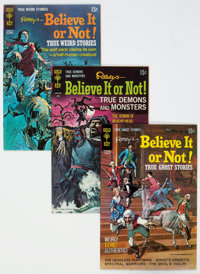 Ripley's Believe It Or Not/Boris Karloff Group of 16 (Gold Key, 1968-71) Condition: Average NM-.... (Total: 16 Comic Boo...