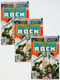 Our Army at War #294 Group of 54 (DC, 1976) Condition: Average VF/NM.... (Total: 54 Comic Books)
