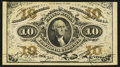 Fr. 1251 10¢ Third Issue New