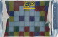 Collectible, Invader (b. 1969). Invasion Kit #4: Rubik Space, 2004. Ceramic tiles. 5-1/2 x 7 inches (14 x 17.8 cm). Ed. 132/150. Numb...