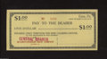 Miscellaneous:Depression Scrip, Erie, PA- Erie Clearing House $1 Mar. 10, 1933