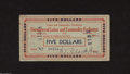 Miscellaneous:Depression Scrip, Milwaukee, WI- Unemployed Labor and Commodity Exchange Inc.