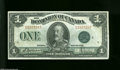 Canadian Currency: , DC-25j $1 1923