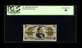 Fractional Currency:Third Issue, Fr. 1300 25c Third Issue PCGS Extremely Fine 40....