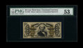 Fractional Currency:Third Issue, Fr. 1329 50c Third Issue Spinner PMG About Uncirculated 53....