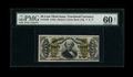 Fractional Currency:Third Issue, Fr. 1340 50c Third Issue Spinner Type II PMG Uncirculated 60 Net....