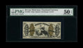 Fractional Currency:Third Issue, Fr. 1366 50c Third Issue Justice PMG About Uncirculated 50 EPQ....