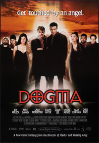 "Dogma (Lions Gate, 1999). Rolled, Very Fine-. One Sheet (27"" X 40"") SS. Comedy"