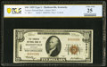 Madisonville, KY - $10 1929 Ty. 1 The Farmers National Bank Ch. # 8451 PCGS Banknote Very Fine 25